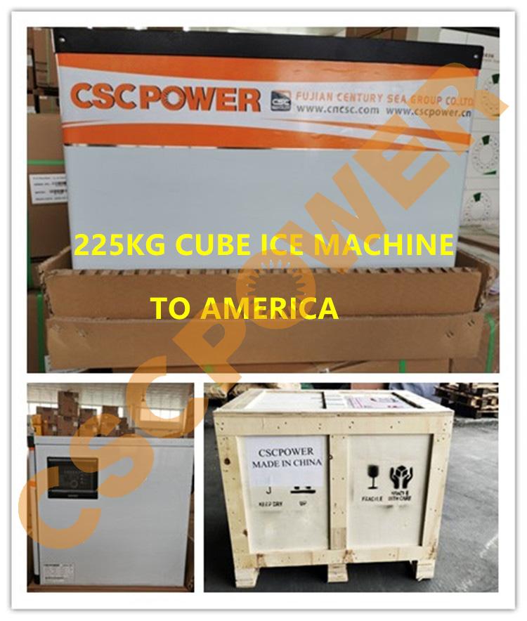 1台方冰机出美国